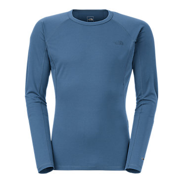 photo: The North Face Men's Light Long-Sleeve Crew Neck