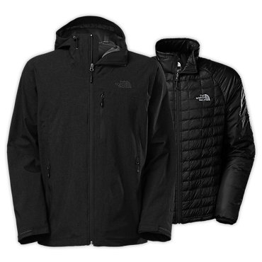 photo: The North Face Boys' Thermoball TriClimate Jacket
