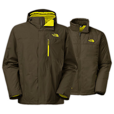 photo: The North Face Carto Triclimate Jacket