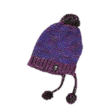 photo: The North Face Flecka Earflap Beanie