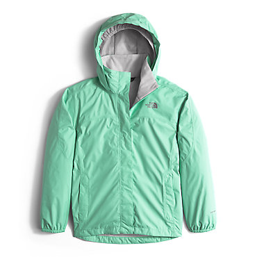 photo: The North Face Girls' Resolve Jacket