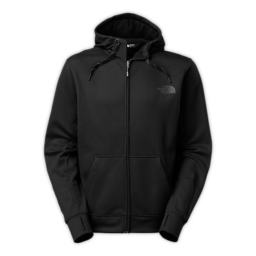photo: The North Face Men's Surgent Full Zip Hoodie