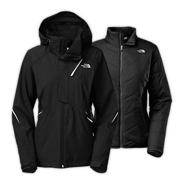 The North Face Kira TriClimate Jacket