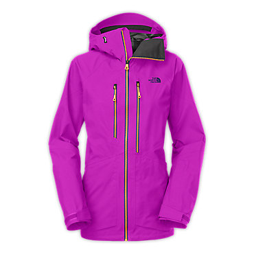 photo: The North Face Women's Free Thinker Jacket snowsport jacket