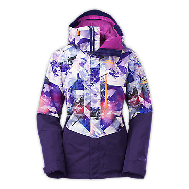 photo: The North Face Women's NFZ Insulated Jacket