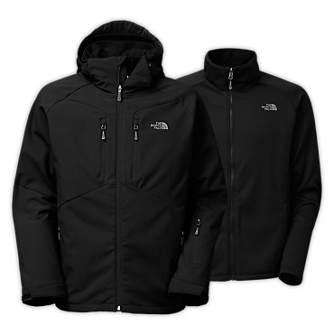 photo: The North Face Apex Storm Peak TriClimate Jacket
