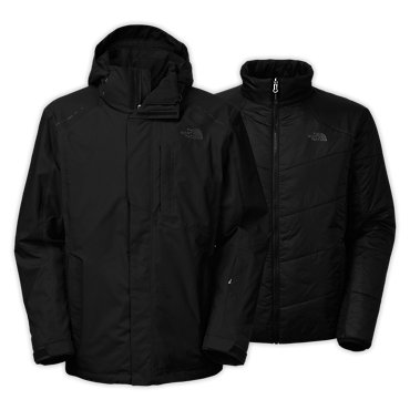 photo: The North Face Men's Vortex TriClimate Jacket component (3-in-1) jacket