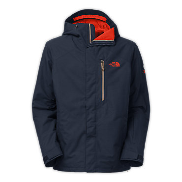 photo: The North Face Men's NFZ Insulated Jacket
