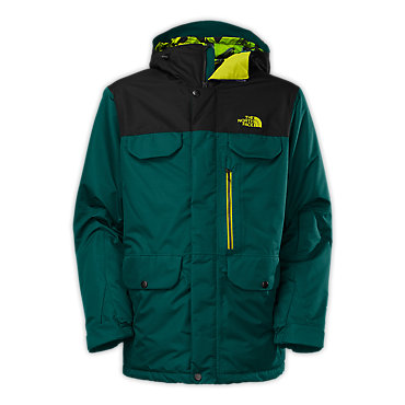 photo: The North Face Rufus Insulated Jacket