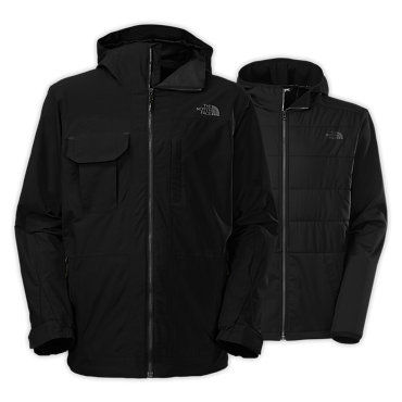 The North Face Hoodman TriClimate Jacket
