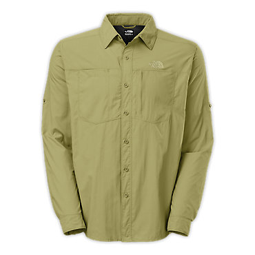The North Face Long-Sleeve Tek Hike Shirt