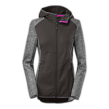 The North Face Heather Oaks Full Zip Hoodie