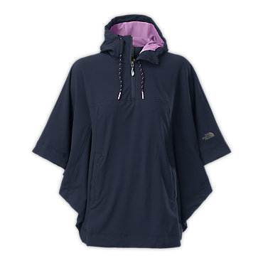 photo: The North Face Vida Poncho