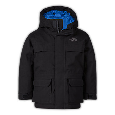 photo: The North Face McMurdo Down Jacket