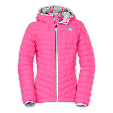 photo: The North Face Girls' Thermoball Hoodie