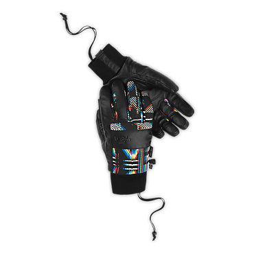 photo: The North Face Freeride Work Etip Glove