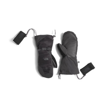 photo: The North Face Kids' Montana Mitt insulated glove/mitten