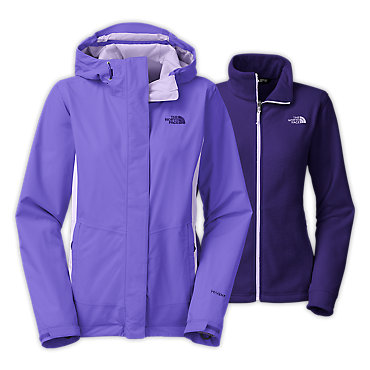 The North Face Claremont Triclimate Jacket