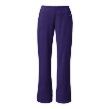 photo: The North Face Women's TKA 100 Pant fleece pant