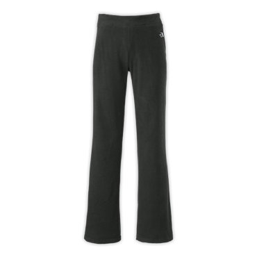 photo: The North Face Women's TKA 100 Pant fleece pant