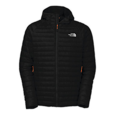 photo: The North Face Men's Quince Hooded Jacket
