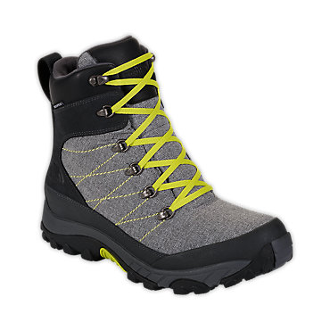 photo: The North Face Chilkat Leather Boot