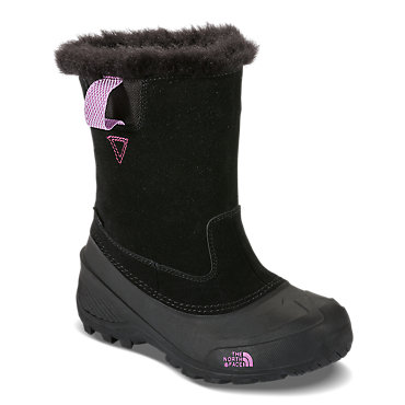 photo: The North Face Girls' Shellista Pull-On II Boot