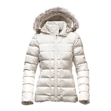 photo: The North Face Women's Gotham Jacket down insulated jacket