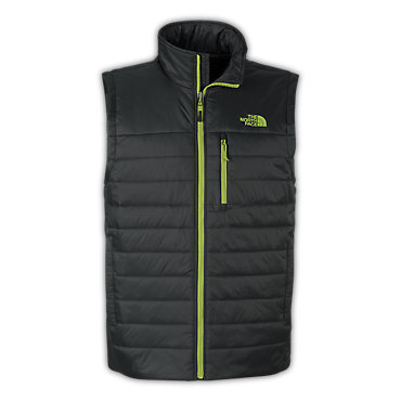 photo: The North Face Red Blaze Vest synthetic insulated vest