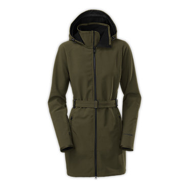 photo: The North Face Women's Apex Bionic Trench