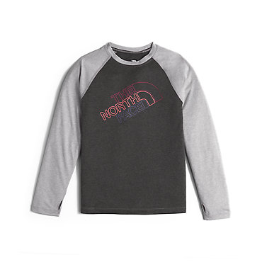 The North Face Mak Long-Sleeve Baseball Tee