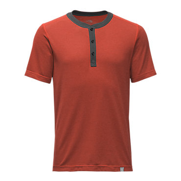 The North Face Short-Sleeve Crag Henley