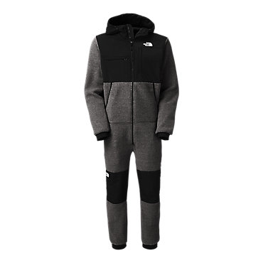 photo: The North Face Men's Homestead Denali Onesie