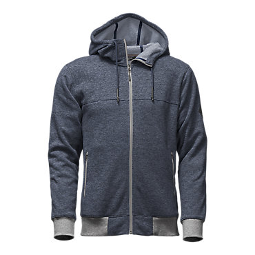 photo: The North Face Tech Sherpa Full Zip Hoodie