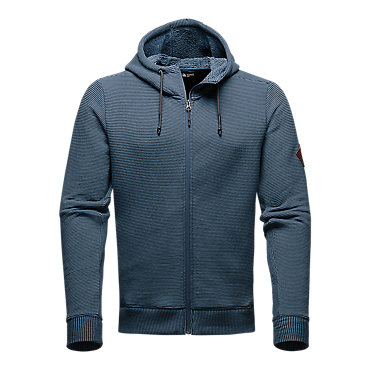 photo: The North Face Thermal Cotton Full Zip Hoodie