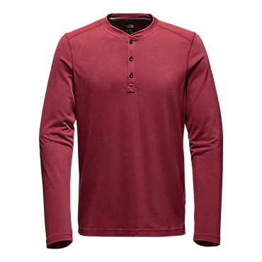 photo: The North Face Long-Sleeve Crag Henley