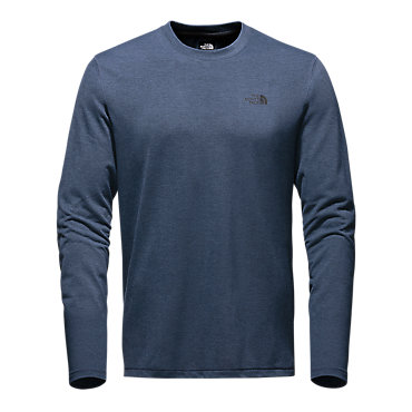photo: The North Face Long-Sleeve Crag Crew