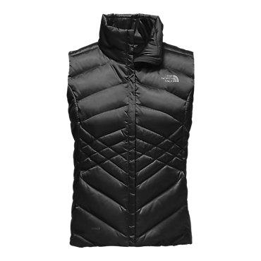 photo: The North Face Women's Aconcagua Vest down insulated vest