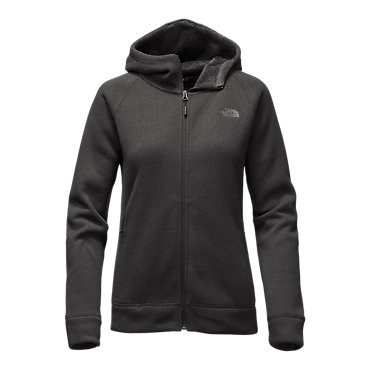 photo: The North Face Crescent Raschel Hoodie