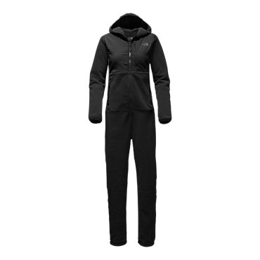 photo: The North Face Women's Homestead Denali Onesie