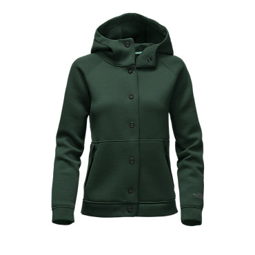 photo: The North Face Thermal 3D Snap Hoodie