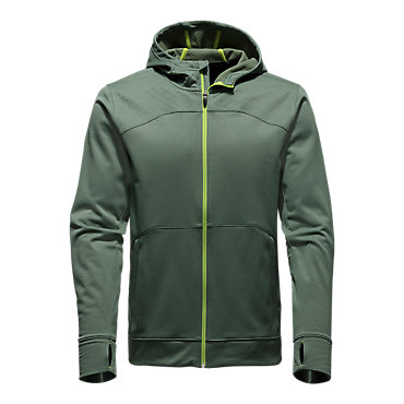 photo: The North Face Ampere Full Zip Hoodie