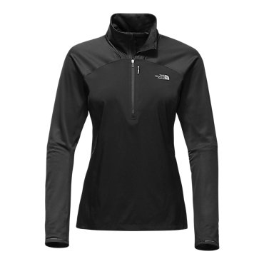 photo: The North Face Women's Isotherm 1/2 Zip long sleeve performance top