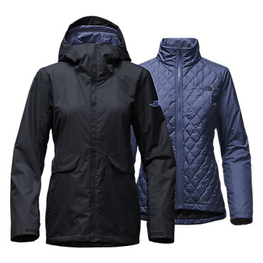 The North Face Initiator Thermoball Triclimate