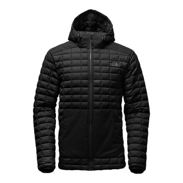 photo: The North Face Thermoball Snow Hoodie