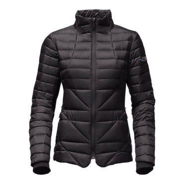 photo: The North Face Lucia Hybrid Down Jacket