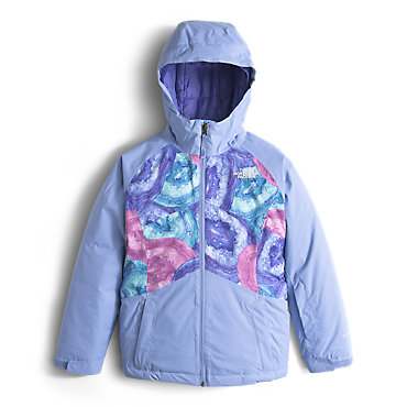 GIRLS8217 BRIANNA INSULATED JACKET HTC L