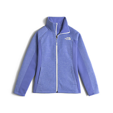 photo: The North Face Girls' Arcata Full Zip