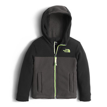 photo: The North Face Lil' Grid Fleece Hoodie