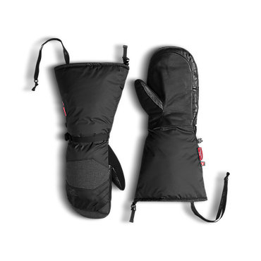photo: The North Face Himalayan Mitten insulated glove/mitten